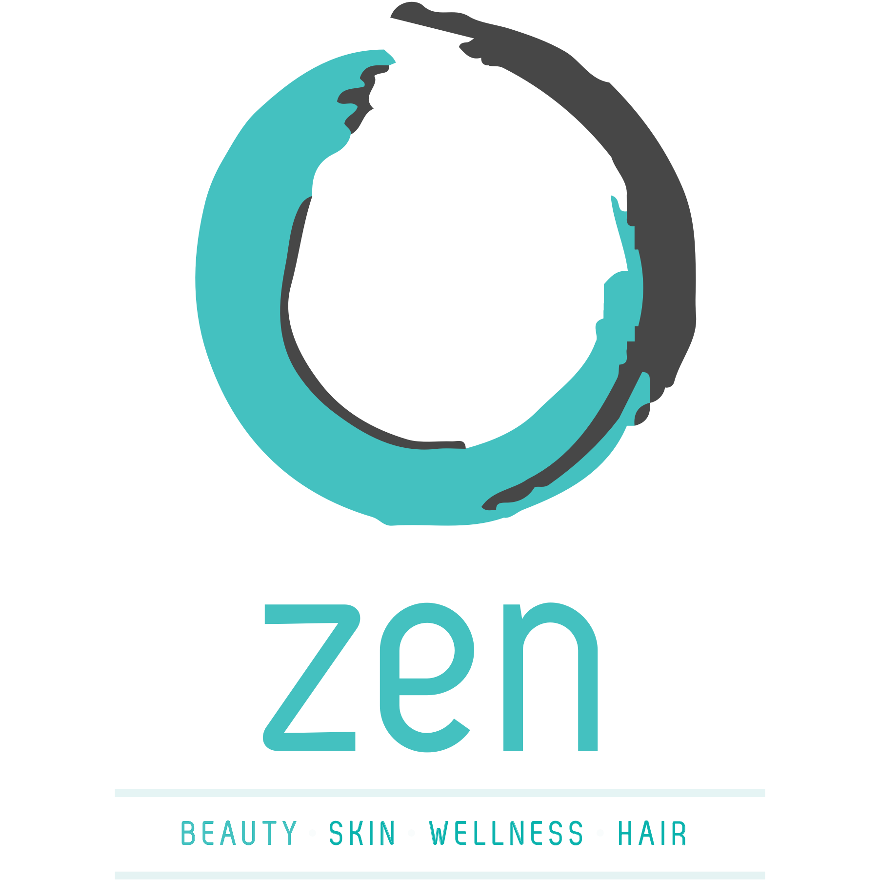 Zen Day Spa brand logo (squared)