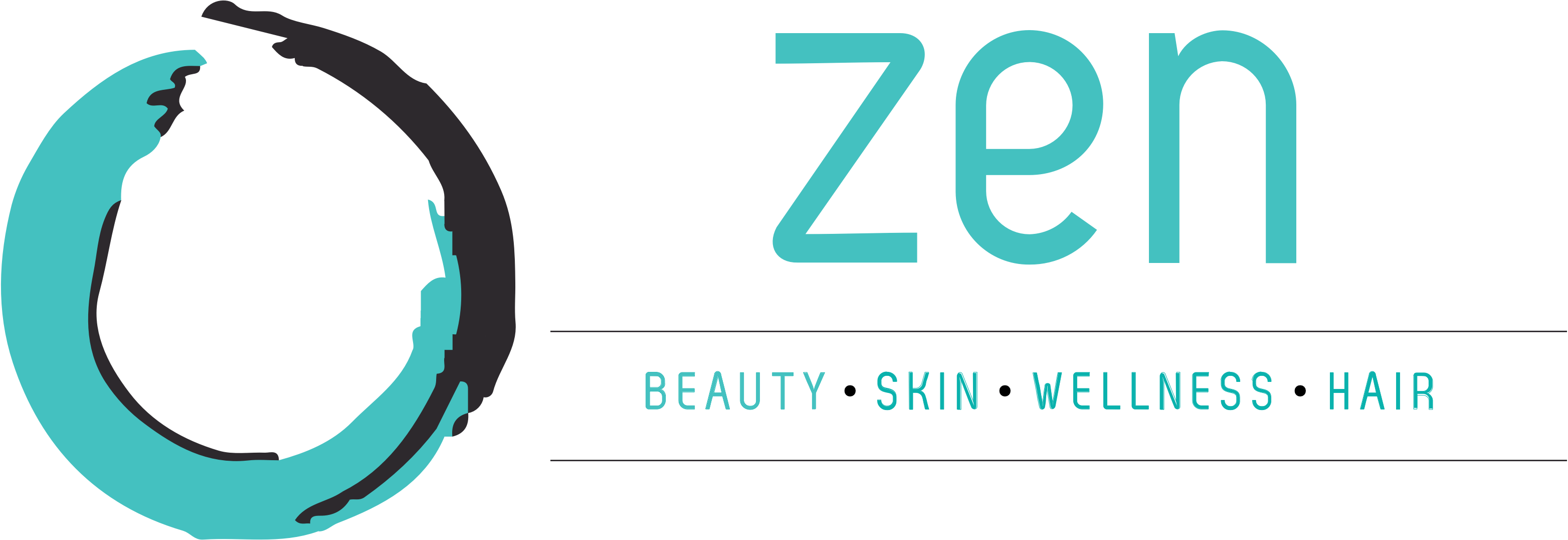 Zen Day Spa brand logo